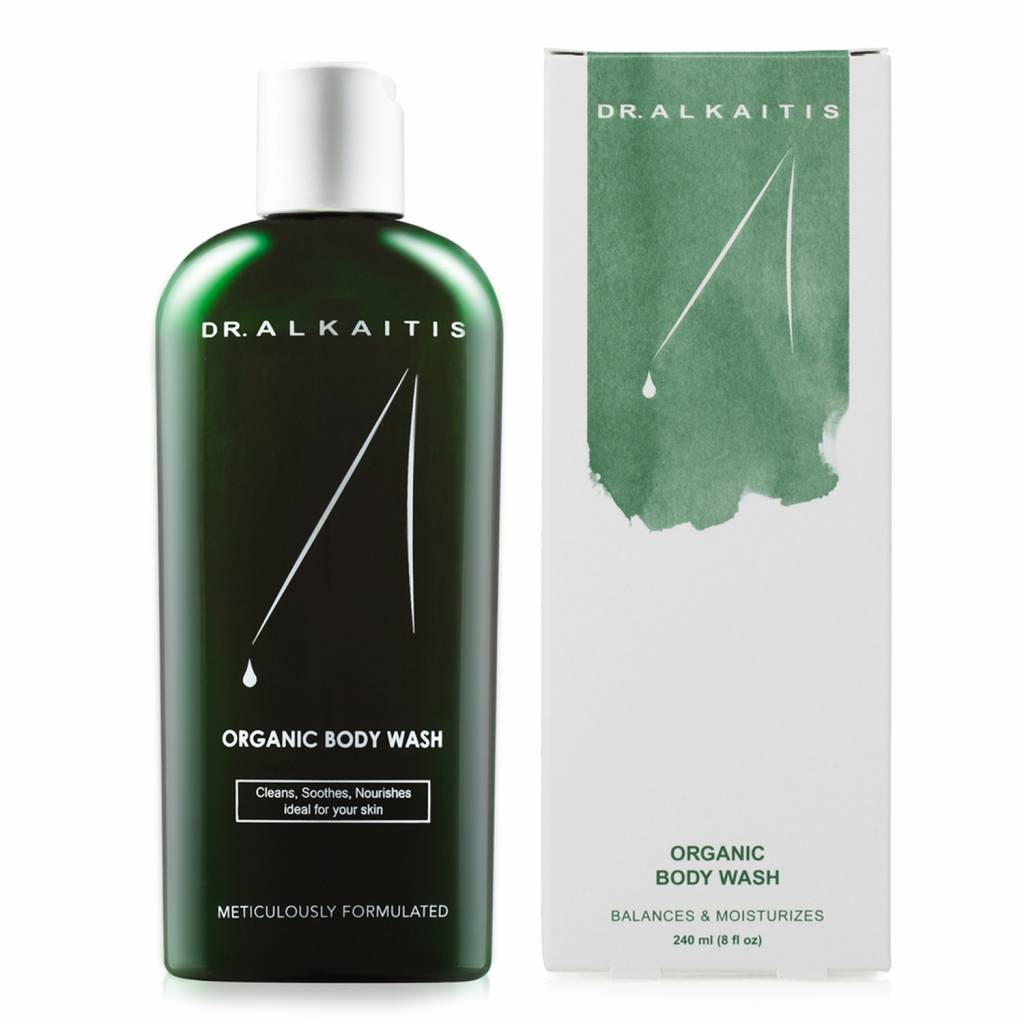 Dr. Alkaitis Organic Body Wash