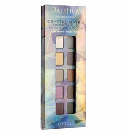 Pacifica Chrystal Matrix Eye Shadow Palette