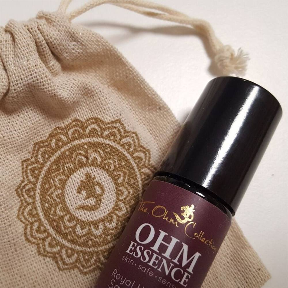 The Ohm Collection Ohm Essence Natural Perfume Oil Sacred Frankincense