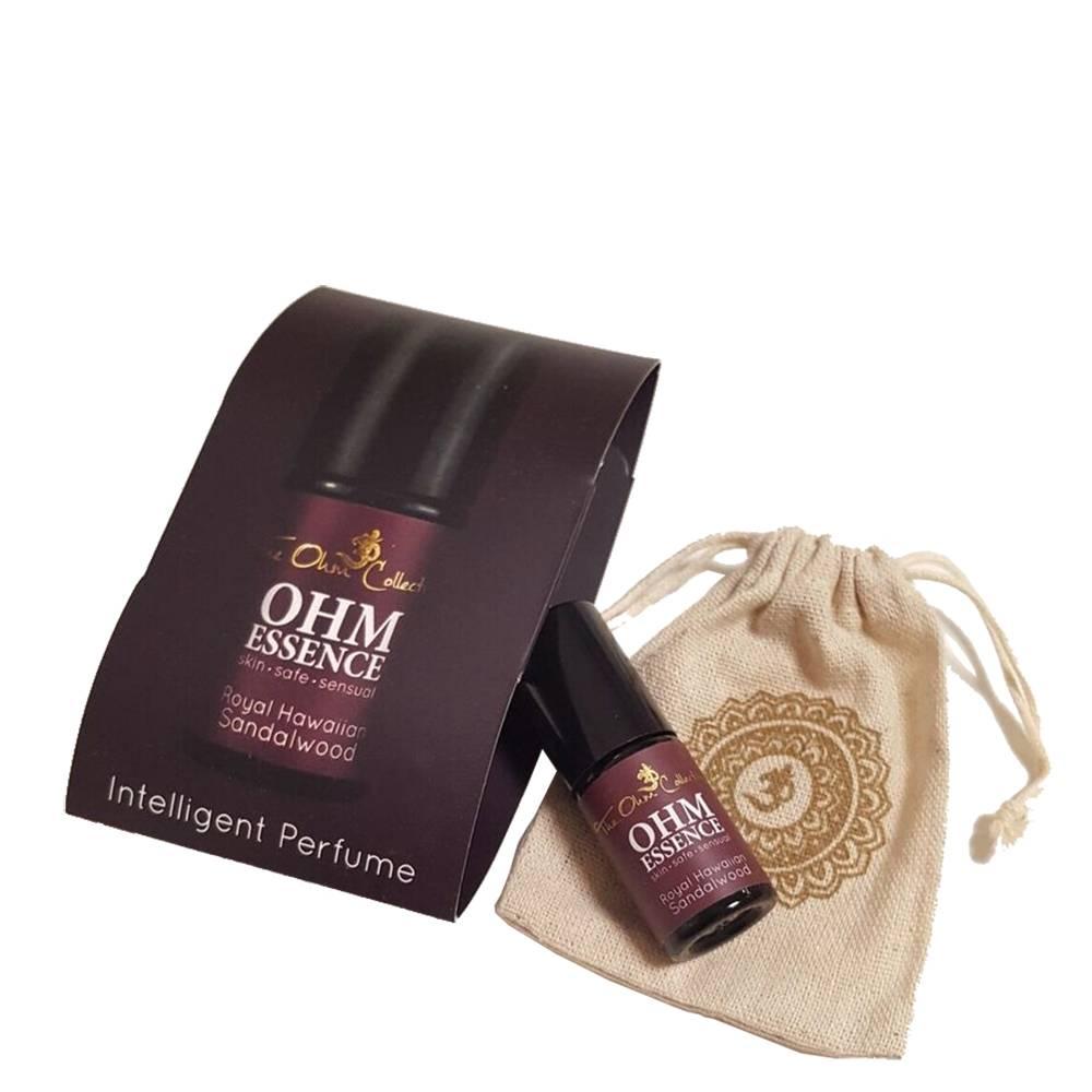 The Ohm Collection Ohm Essence Natural Perfume Oil Gardenia