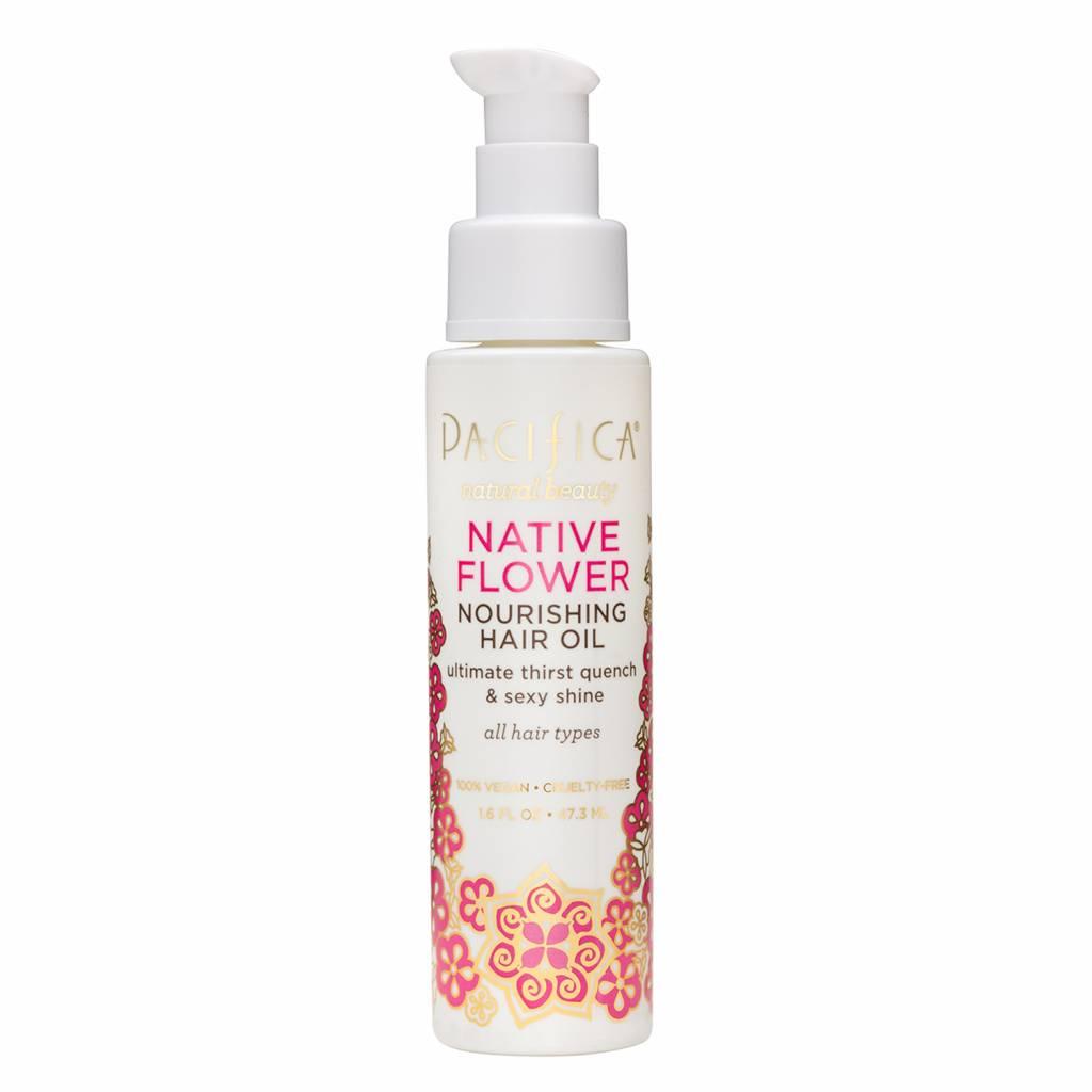 Pacifica Native Flower Nourishing Hair Oil