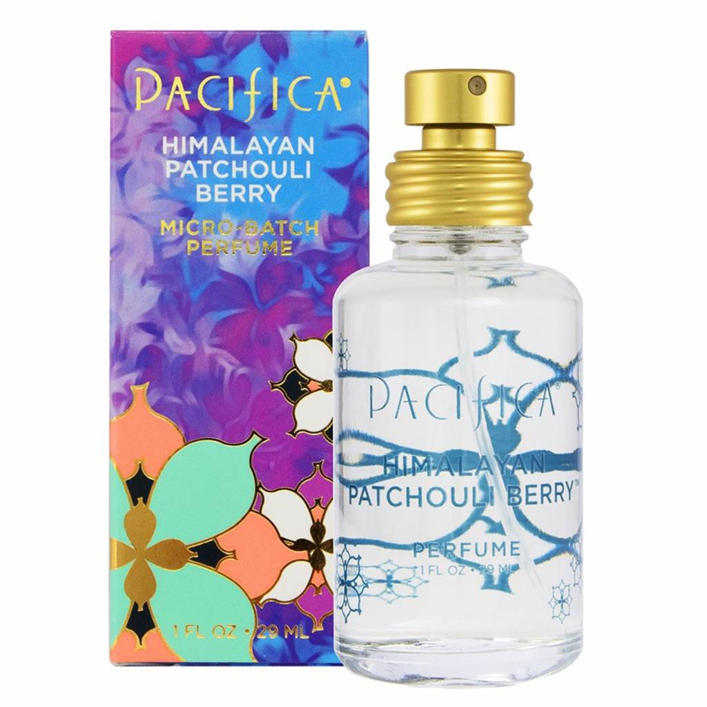 Pacifica Spray Perfume Himalayan Patchouli Berry
