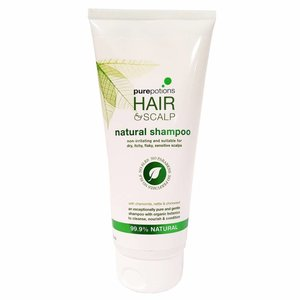 Purepotions Natural Shampoo