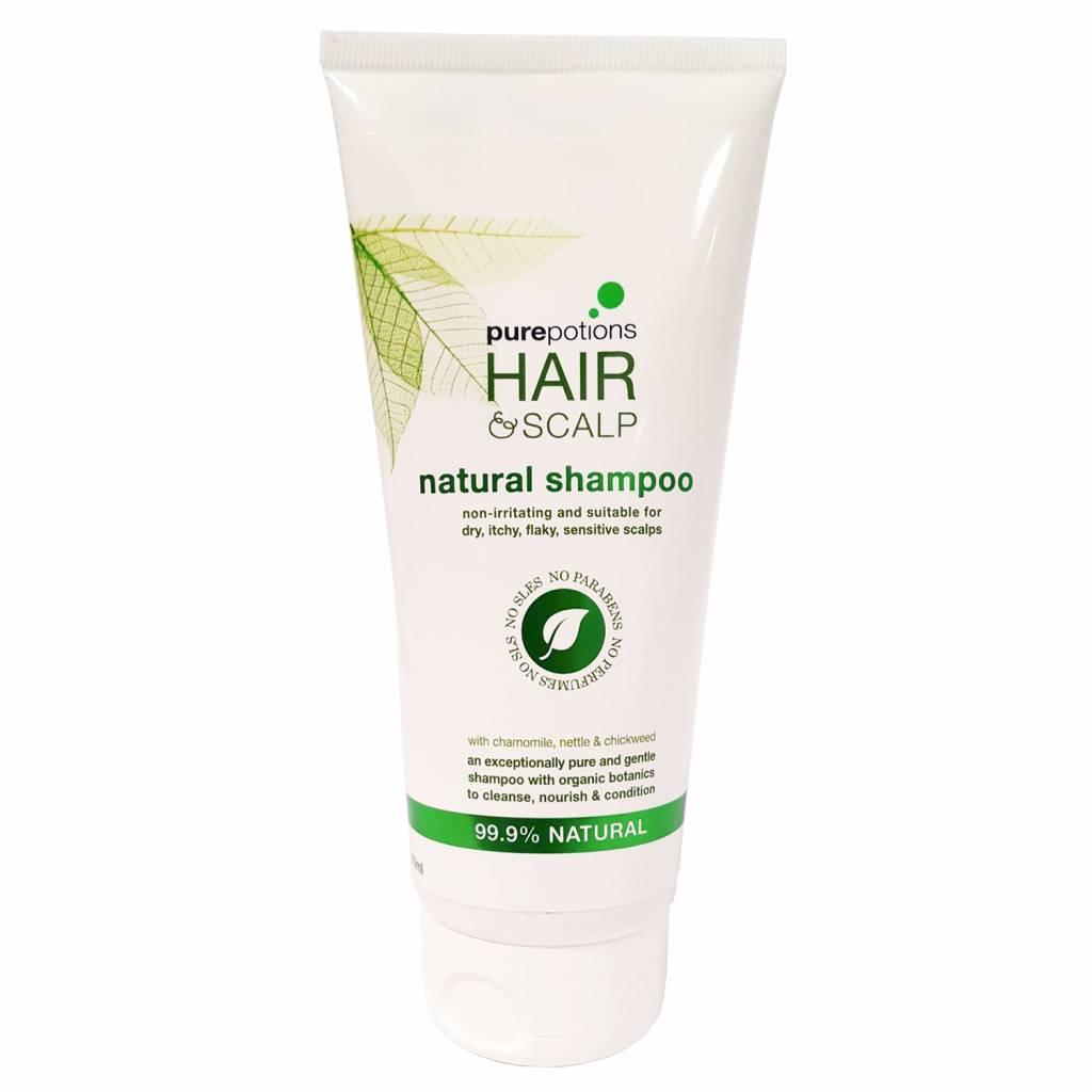 Purepotions Natural Shampoo