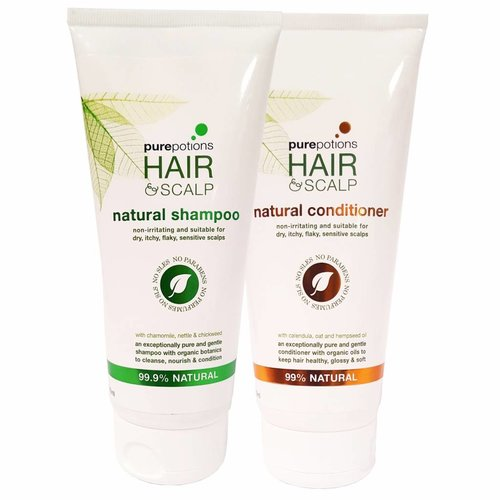Purepotions Shampoo + Conditioner Voordeelset
