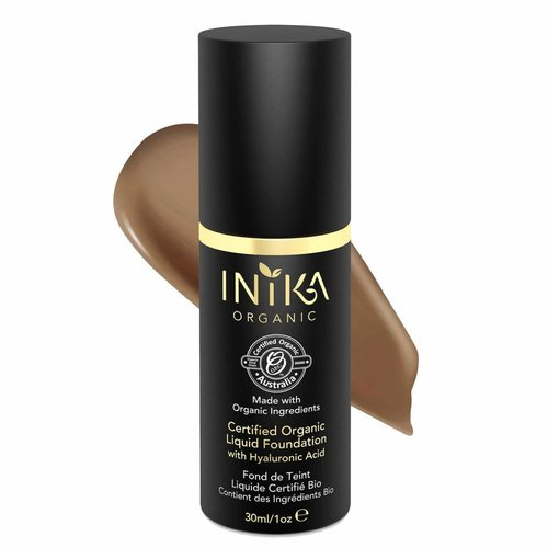 Inika Liquid Foundation 7: Toffee
