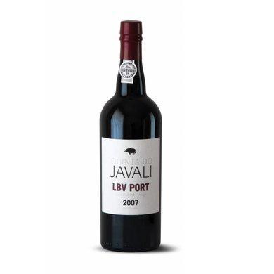 Javali Portwein Late Bottled Vintage 2007 Quinta do Javali 750 ml 20% Vol.