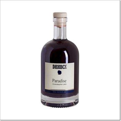 Deheck Paradise Granatapfel Likör 500 ml 20% Vol.