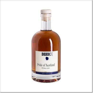 Deheck Pride of Scotland Whisky Likör 500 ml 20% Vol.