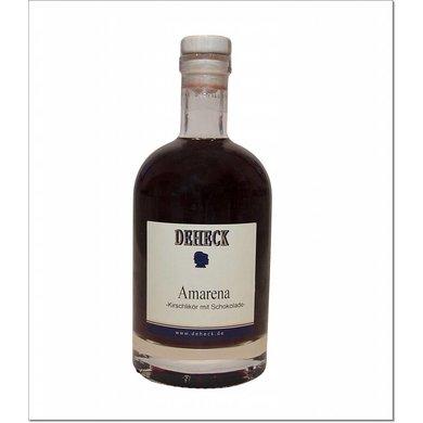 Deheck Amarena Kirsch-Schokolade Likör 500 ml 20% Vol.