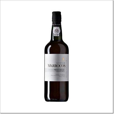 Marrocos White (Weißer) Medium Dry Portwein 750 ml 20% Vol.