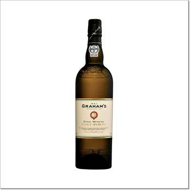 Graham´s Fine White (weißer) Portwein 750 ml 19% Vol.