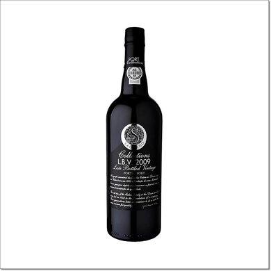 Sagrado Late Bottled Vintage (LBV) Portwein 2009 750 ml 19,5% Vol.