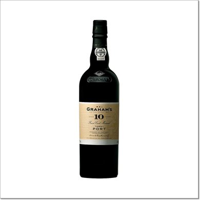 Graham´s 10 Years Old Tawny Portwein 750 ml 20% Vol.