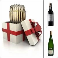 Weingeschenke - Wein verschenken im Geschenkkarton, als Probierpaket oder als Wein Abo
