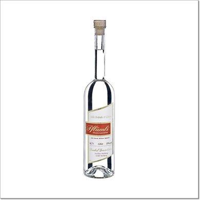 Domhof Pflümli Pflaumenspezialität mit Aquavit 700 ml 25% Vol.