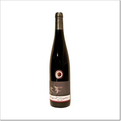 Ziegler Merlot Qualitätswein Pfalz Trocken 2011 0,75 L 13% Vol.