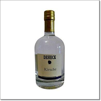 Deheck Kirschwasser 500 ml 40% Vol.