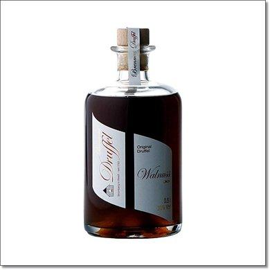 Druffel Walnuss-Likör 500 ml 30% Vol.