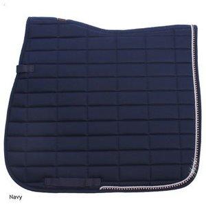 BR Zadeldek Glamour Chic Blauw Full Dressuur
