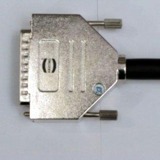 D-sub - 8x XLR male