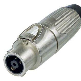 Neutrik NLT8FX speakon 8p. kabeldeel