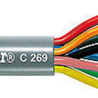Tasker C269 luidspreker kabel 8x2.50mm²