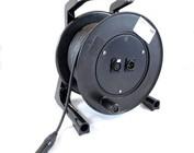Microfoonkabel op haspel