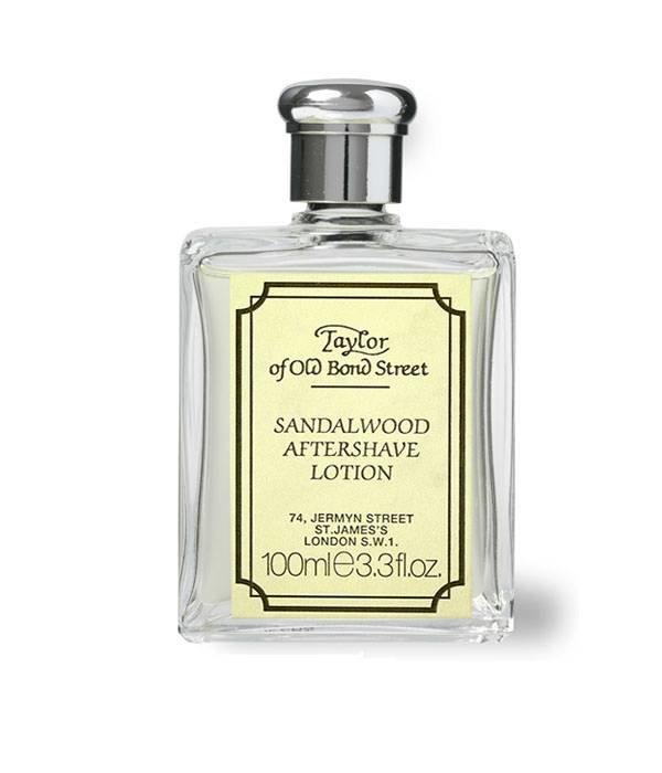 Taylor of Old Bond Street Aftershave Lotion Sandalwood