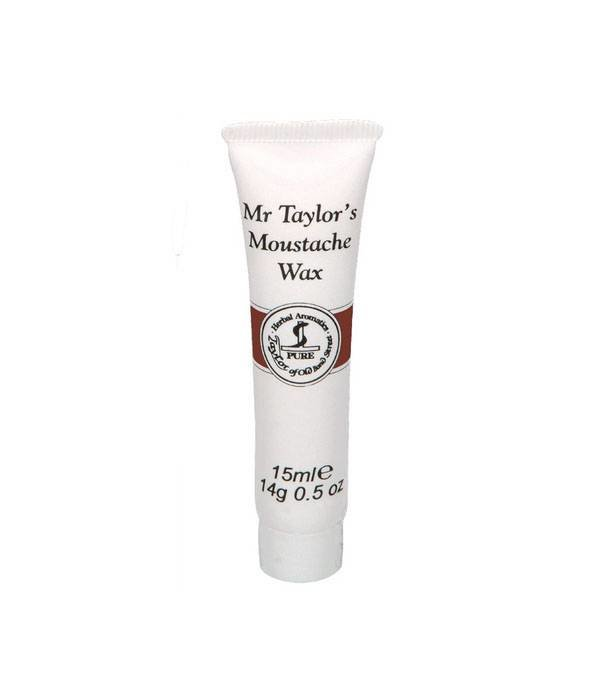 Taylor of Old Bond Street Moustache Wax Tube