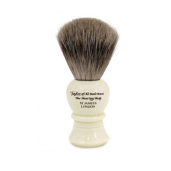 11,25 cm Pure Badger kwast Ivoor