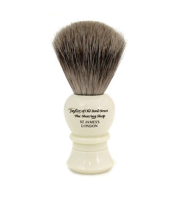 Taylor of Old Bond Street 11,25 cm Pure Badger kwast Ivoor