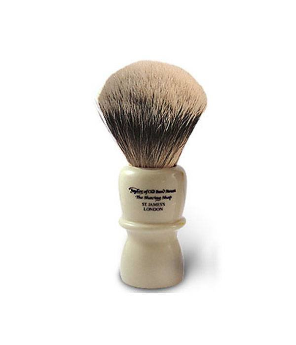 Taylor of Old Bond Street 13 cm Super Badger Scheerkwast Ivoor