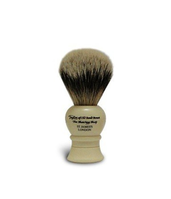Taylor of Old Bond Street 8 cm Super Badger kwast Ivoor