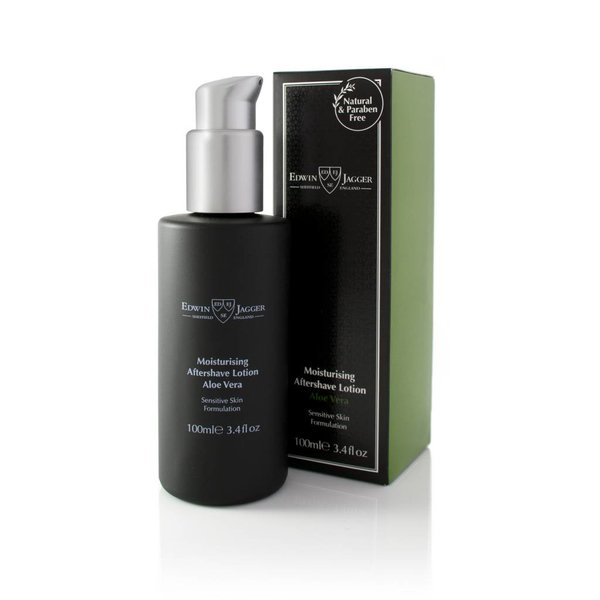 Edwin Jagger After Shave Lotion Aloë Vera