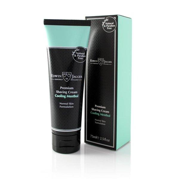Premium scheercrème Cooling Menthol tube