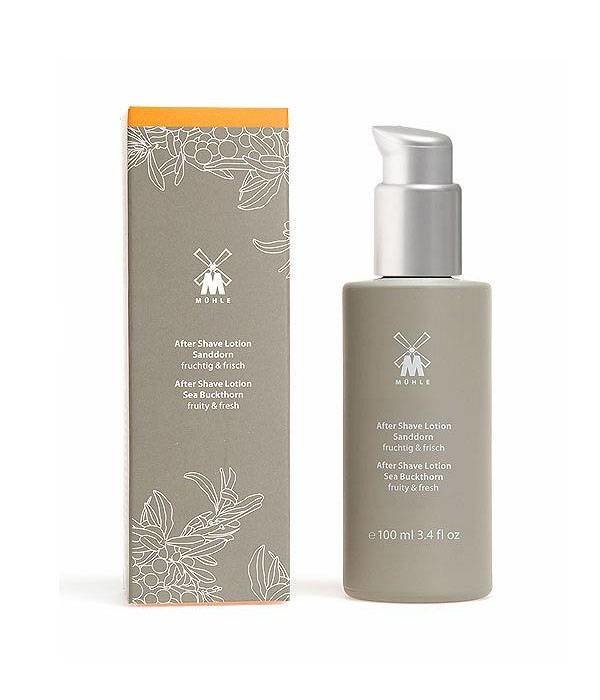 MUHLE Aftershave Milk Sea Buckthorn