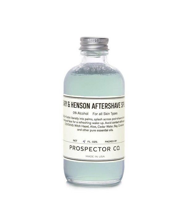 Prospector Co. Peary & Henson aftershave 120 ml.