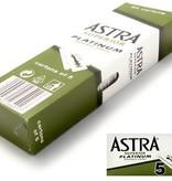 Astra Superior Platinums Double Edge Blades – 5 stuks