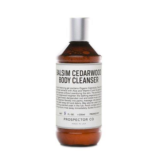 Prospector Co. Balsam Cedarwood Body Cleanser