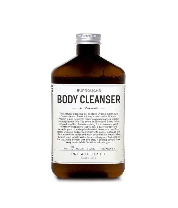 Prospector Co. Burroughs Body Cleanser
