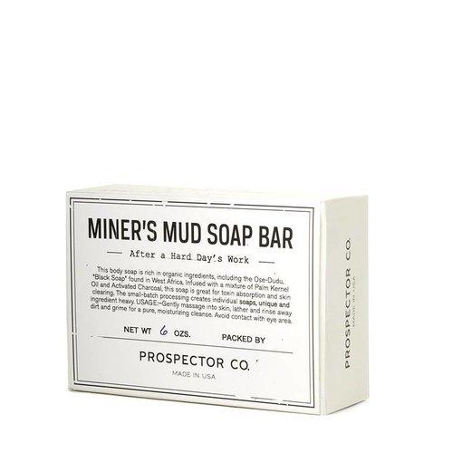 Prospector Co. Miner's Mud Soap Bar