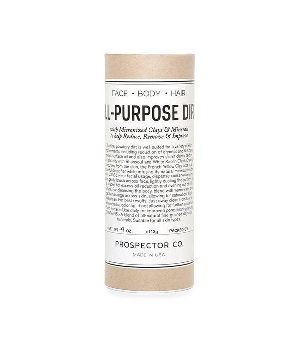Prospector Co. All-Purpose Dirt
