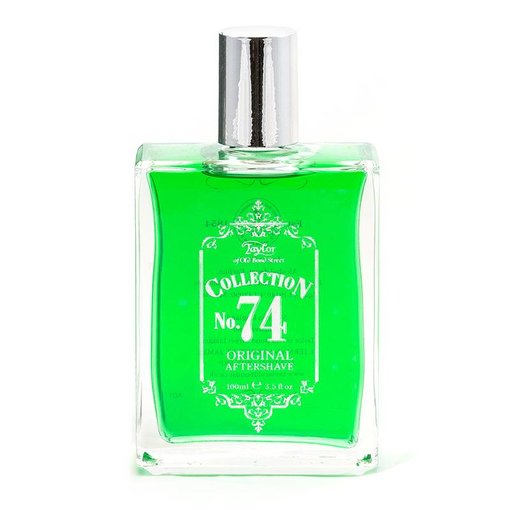 Taylor of Old Bond Street Aftershave Lotion No.74 Original 100ml