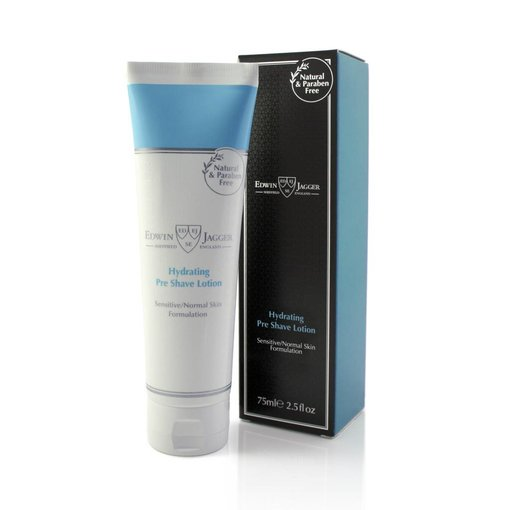 Edwin Jagger Natural Hydrating Pre Shave Lotion