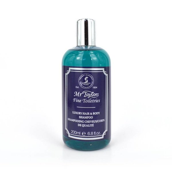 Hair & Body Shampoo Mr Taylor's