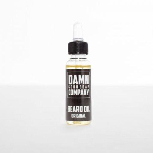 Damn Good Soap Company Baardolie met pipet