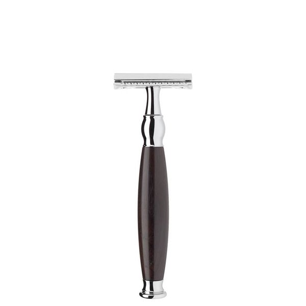 Mühle Sophist Safety Razor – African Blackwood