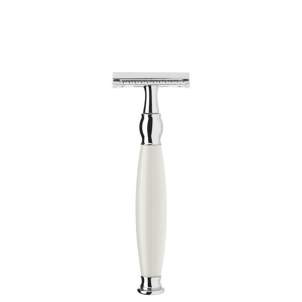 Mühle Sophist Safety Razor – Porselein