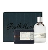 BATH HOUSE COLOGNE CADEAUSET SPANISH FIG & NUTMEG
